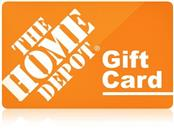 HOME DEPOT Gift Cards GIFT CARD